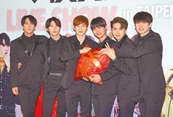 VIXX二度轟台唱舊歌 曲目少1首票房多百萬