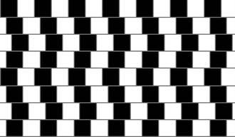 視覺錯覺大挑戰  你能看出奧妙之處嗎?