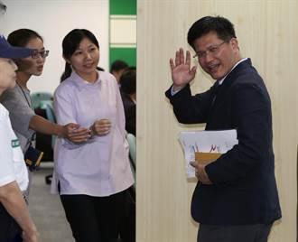 民進黨中常會 林佳龍報告台中將成立國際NGO中心