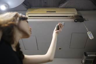 颱風來襲前天氣燠熱!全台用電量今創史上新高