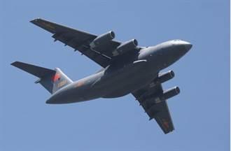 中國空軍今年列裝4架運20