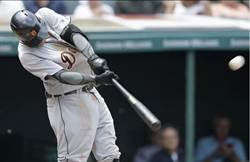 MLB》老虎擋路 斷印地安人主場13連勝