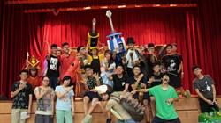 南一中學生辦劇團 鼓勵孩子走出自己的路