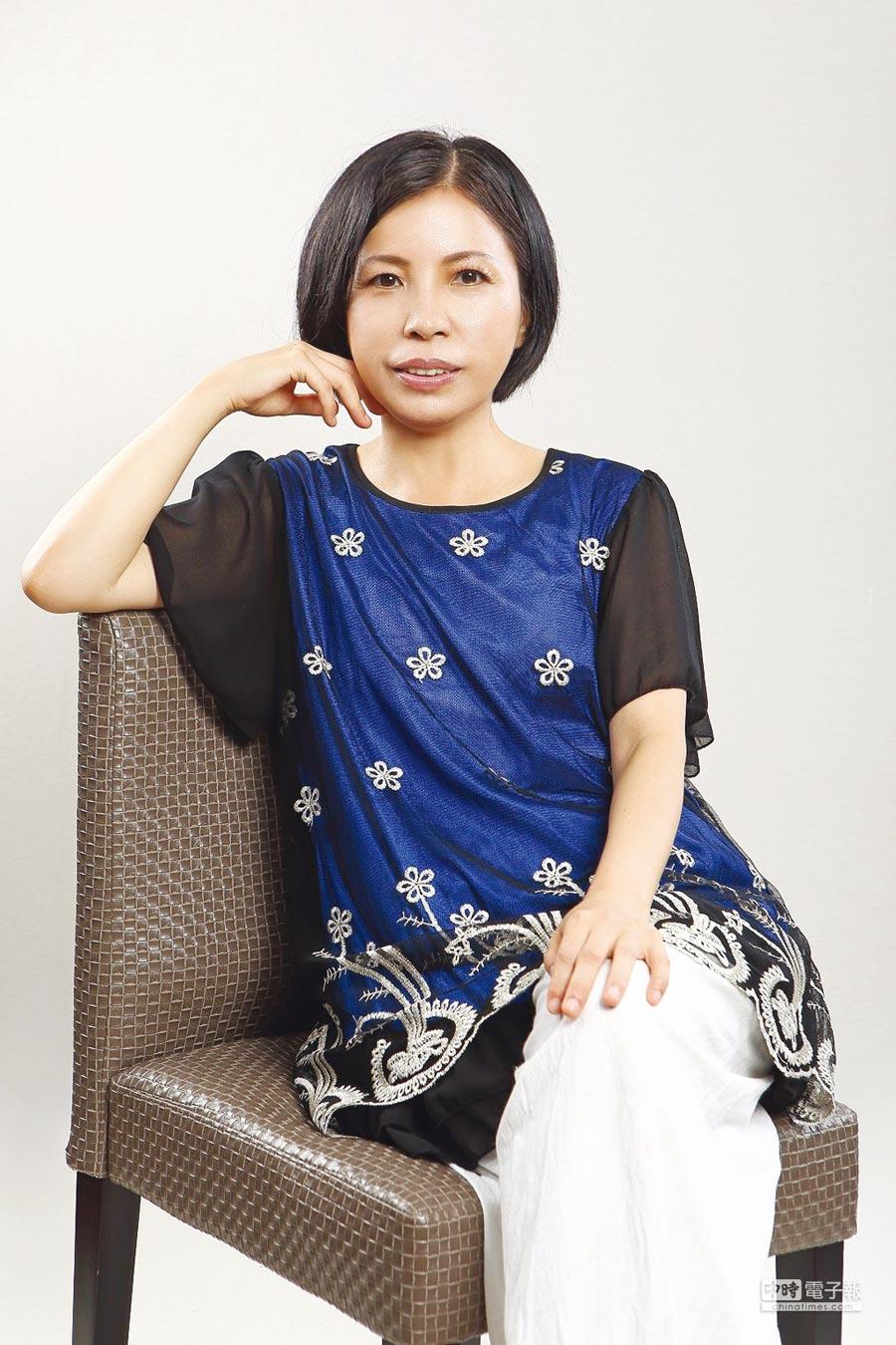 中華核心轉化教育發展協會創辦人丁美月。圖/協會提供
