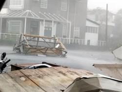 颱風尼伯特登陸  台東滿目瘡痍