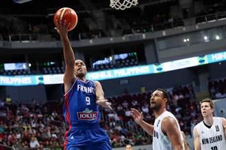 里約奧運》男籃資格賽 法國逆轉勝紐晉級