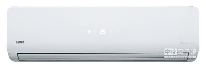 燦坤的聲寶一對一分離式變頻冷暖空調(AU-QA22DC(R410A))原價2萬3900元,會員價1萬8999元,全台限量350台。
