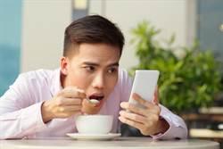 嚇人 重度手機用戶每天滑手機破5千次