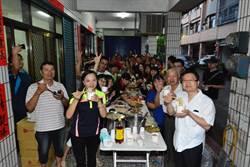 彰化伸港中華路196巷一家一菜維持10多年 近鄰勝遠親