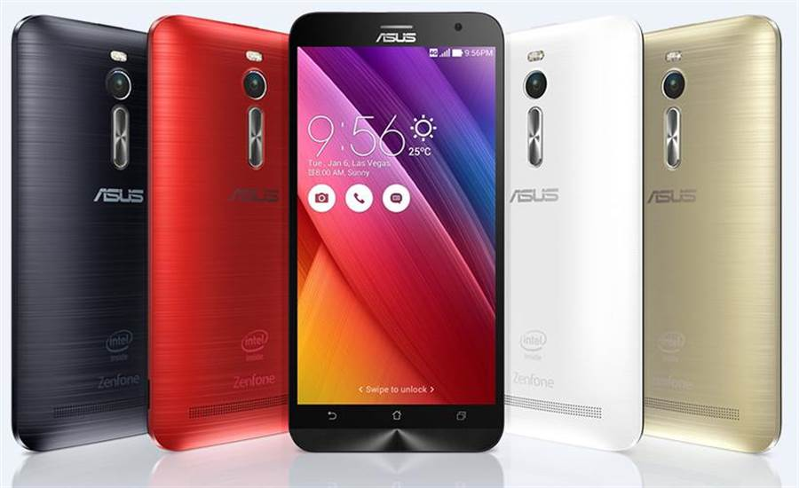 安兔兔2016年上半年台灣地區最受歡迎手機前10名榜單中,華碩ZenFone 2搶下亞軍席次,非常爭氣。(圖/翻攝華碩官網)