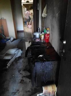 疑不滿鄰居提告 男提油桶縱火釀2傷