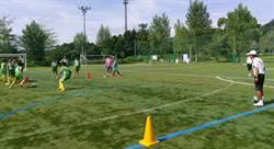台灣足球少年健壯 日本足球少年觀念佳