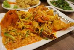 華人票選第一泰國菜  咖哩炒蟹