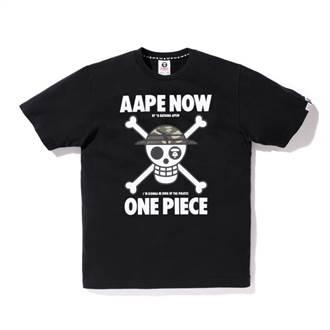 AAPE BY A BATHING APE® x One Piece 海賊王聯乘系列強勢登陸台灣!