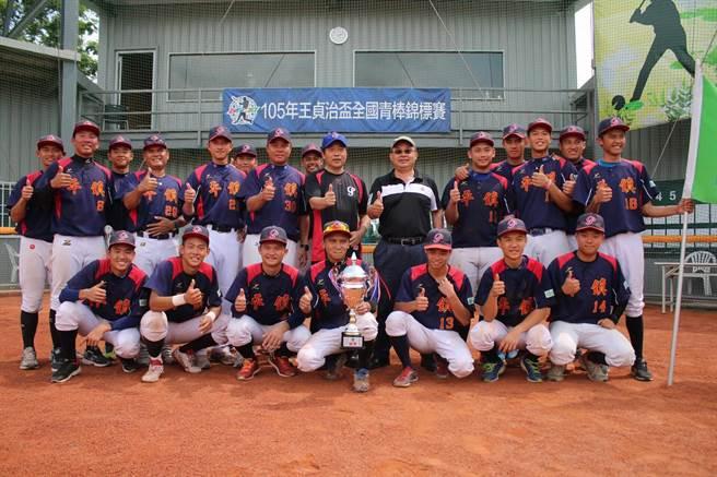 桃園市取得LLB青棒賽中華隊代表權。(資料照/中華棒協提供)