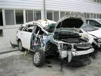 事故車借屍還魂 南車北銷牟利百萬