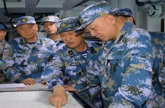 4上將南海練兵 啟動共軍作戰新模式