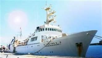 海研一號疑故障越界 陸方漁政船關切放行