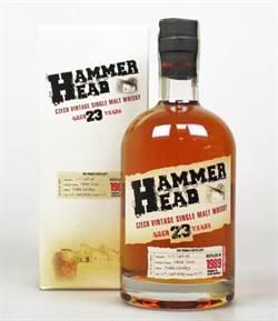 沈睡23年!捷克威士忌1989 Vintage『悍馬』 震撼上市
