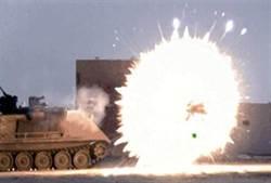 大陸步戰車在南蘇丹受襲 突顯主動防禦必要性