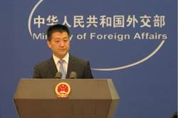 大陸外交部對南海仲裁案聲明全文