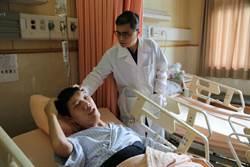 跨海治罕見巨瘤 陸男花蓮慈濟醫院開刀