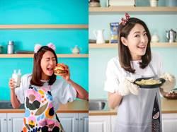 鐵人媽媽賈永婕的生活哲學:替家人做料理是最幸福的事