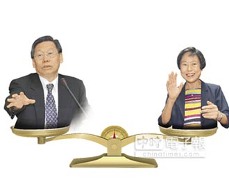 扛司改重任 謝文定:「不能失敗」  上周被告知 林錦芳:「感到意外」