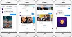 Yahoo推出4款FBMessenger聊天機器人