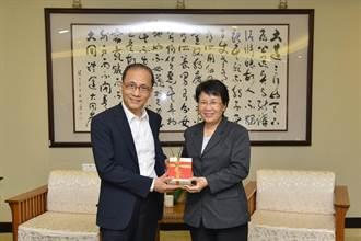 台灣女福爾摩斯程曉桂退休 獲頒三等內政部專業獎章