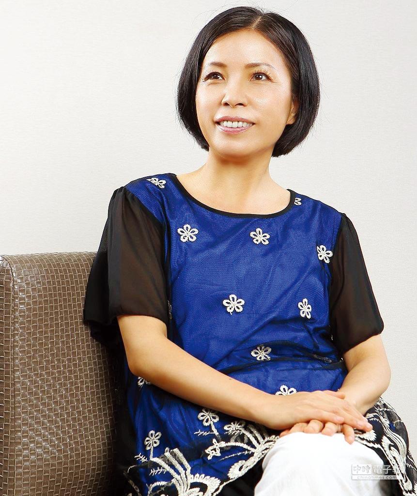 中華核心轉化教育創辦人丁美月。 圖/丁美月提供