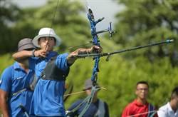 里約奧運》中華點將錄-菜鳥豹子膽 男子射箭隊向前衝