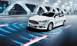 福特 Mondeo Hybrid 打造行車安全新指標