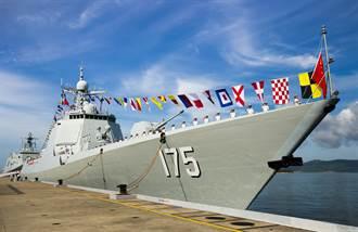 仲裁案後 第4艘052D軍艦入列南海艦隊
