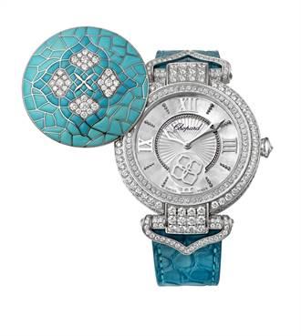 蕭邦2016 Imperiale腕錶  典雅風韻富麗精緻