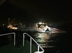 5漁船高雄港沿海違法捕魚 海巡查獲函送