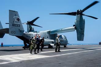 南海仲裁案後  美海軍動作頻頻