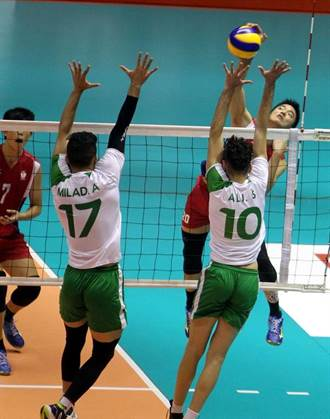 亞青男排》中華再輸伊拉克 僅拿隊史最差第12