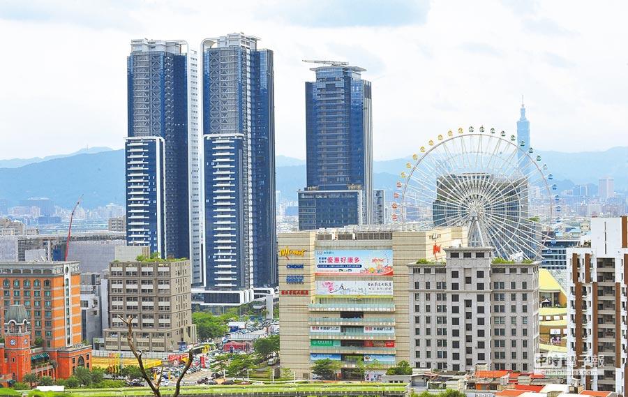觀望氛圍內政部公布都市地價指數,台北市下跌1.52%,跌幅不僅居六都之冠,也是近6年來首見。(本報資料照片)