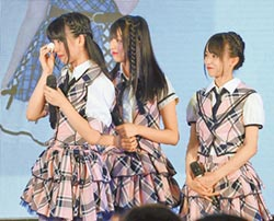 站台夏日旅展 憶AKB48受訓時光 馬嘉伶回娘家淚崩