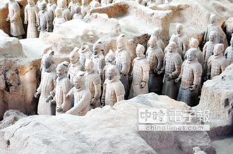 12年國教會考 社會科精選試題 千年風采─兵馬俑與秦代文化