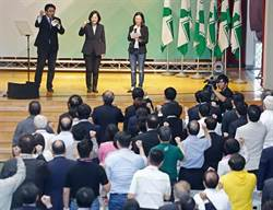民進黨務實派無力修廢台獨黨綱 兩岸繼續彼此消耗