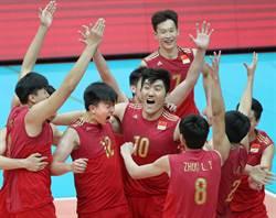 圖輯》中國睽違16年亞青男排奪冠 亞軍伊朗哭倒在地