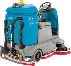 Tennant洗地機 高效