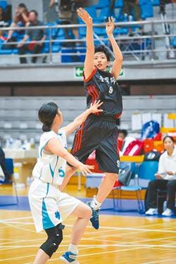 國際名校邀請賽 劉希曄為台師大留下后冠