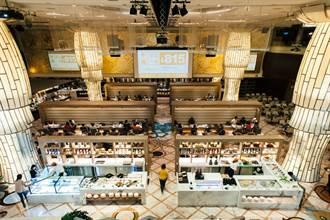 「豐FOOD海陸百匯」大直五星級Buffet盛大開幕