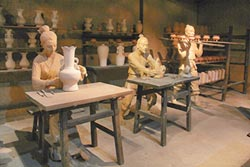 浙江龍泉 青瓷、寶劍傳文化
