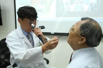 植牙刺穿到鼻竇腔  引發急性鼻竇炎
