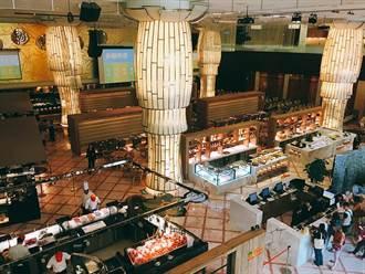 台北最大吃到飽餐廳「豐FOOD」200道料理UP必吃攻略