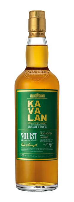 英國ISC國際烈酒競賽 金車噶瑪蘭 告捷 奪世界威士忌獎盃